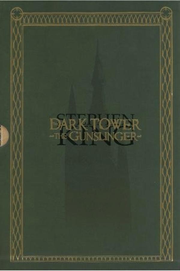 Dark Tower The Gunslinger Omnibus