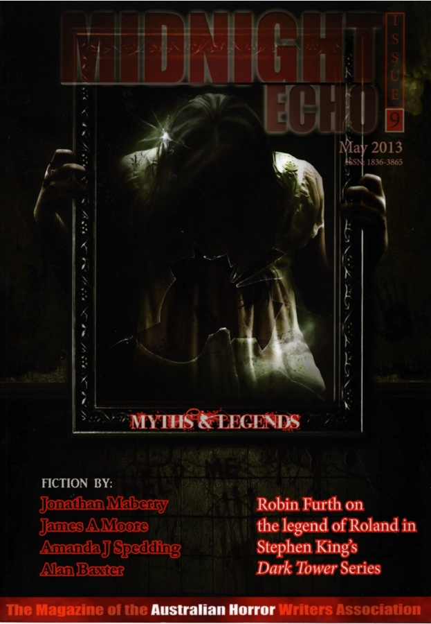Midnight Echo Magazine Issue 9