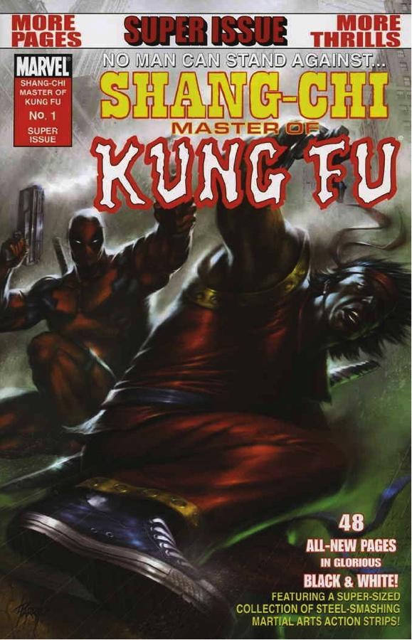 Shang-Chi Master of Kung-Fu