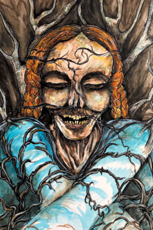 Bog Woman